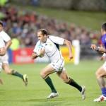 Africa de Sud s-a calificat în sferturi la CM de rugby