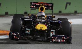 Sebastian Vettel, fără rival