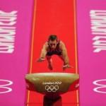 Patru finale pentru gimnaştii români la Moscova