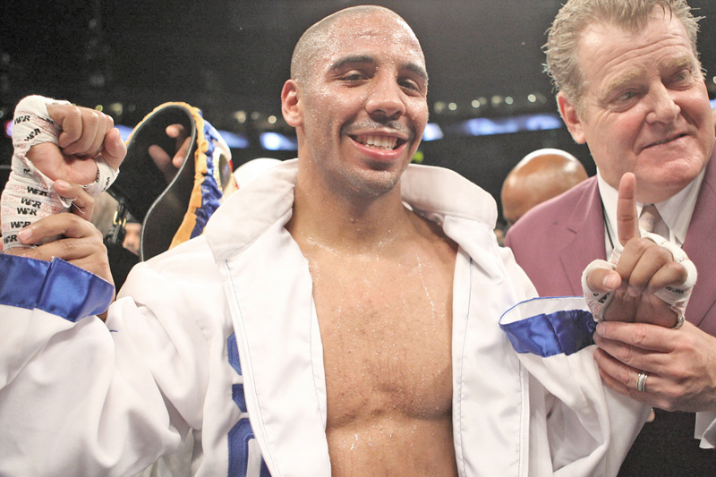 Andre Ward a câştigat Turneul Super Six