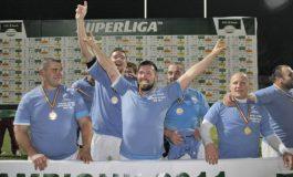 RCM Timişoara a câştigat Cupa României la rugby