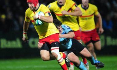 Victorie importantă pentru naţionala de rugby în drumul spre Cupa Mondială