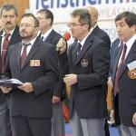 Aurel Pătru, preşedintele Federaţiei Internaţionale de Karate SKDUN