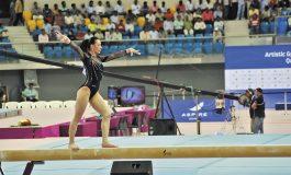 Aurul gimnasticii româneşti - Cupa Mondială din China