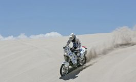 Gyenes, din nou în Top 20 la Raliul Dakar