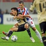 Oţelul Galaţi pierde meciul cu Benfica Lisabona, scor 0-1, în etapa a doua a Ligii Campionilor