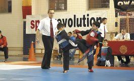 Campionatul Naţional de Qwan Ki Do - copii şi juniori (4 - 17 ani)
