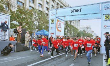 Maratonul Internațional București a fost câștigat de un kenyan