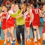HC Zalău, în sferturile Cupei EHF, Știința Bacău, învinsă acasă