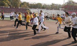 Maratonul Internaţional al Copiilor - alergare pentru o cauză nobilă -