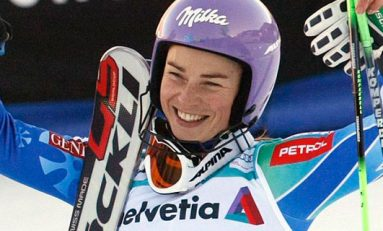 Sezon de excepție pentru slovena Tina Maze