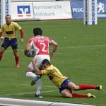 Rezultatele primei etape din retur la rugby