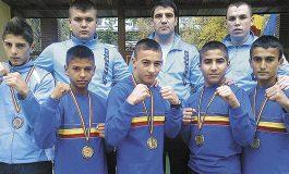 Cadeţii Călăraşiului, în fruntea boxului românesc