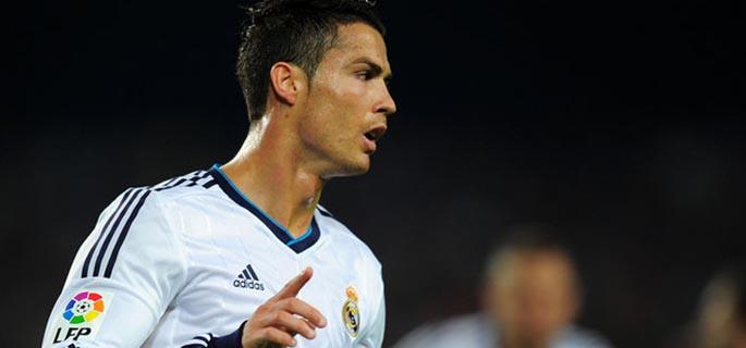 Cristiano Ronaldo la cota 128 în Primera Division, egalându-l pe Butragueno