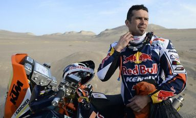 Verhoeven, liderul etapei a 12-a în Raliul Dakar