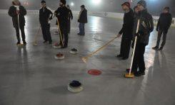Echipa naţională de curling în Ungaria