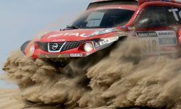 Terranova, Bort şi Karghinov, câştigătorii etapei a 10-a în Raliul Dakar