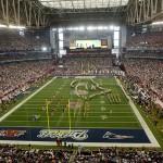 Iubitorii fotbalului american din Bucureşti, invitaţi să vadă live Finala Super Bowl
