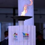 Torţa Olimpică în Bucureşti: de la Piaţa Victoriei până la Casa Olimpică
