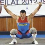 Competiţie de haltere la Sala Olimpia
