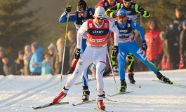 Suedezul Olsson îl întrece pe Cologna, liderul Cupei Mondiale