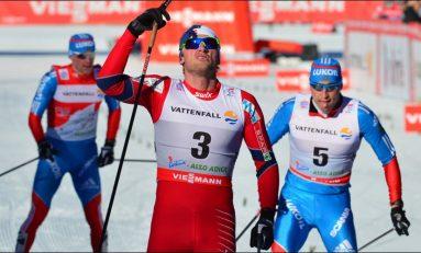 Petter Northug jr, al optulea aur mondial din carieră