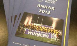 A apărut Anuarul Rugby-ului Românesc