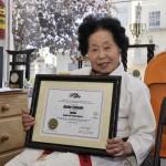 Legendara profesoară de judo Fukuda a murit la vârsta de 99 ani