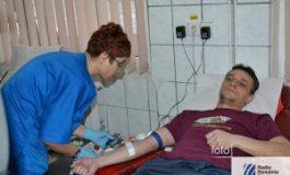 Reşiţa Locomotives a donat sânge