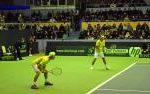 Moldova - Ungaria 2-1 în Cupa Davis