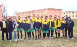 """Liceul """"Cezar Nicolau"""" a câştigat ONSS la rugby în Ilfov"""