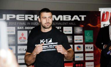 Un al doilea român confirmat pe cardul marii finale K-1 de la Zagreb: Andrei Stoica va lupta împotriva croatului Agron Preteni