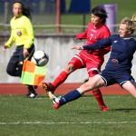Ucraina - România 2-0 la fotbal feminin