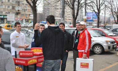 Ion Oncescu a ieșit la plimbare cu o valiză plină cu 70.000 de euro