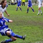 România - Slovacia în turneul de fotbal feminin de la Soci