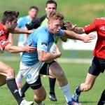 Rezultatele etapei intermediare la rugby