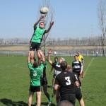 A început campionatul de rugby al Moldovei