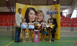 CS Dinamo este pe podiumul gimnasticii prin Maria Pană şi Antonia Duţă