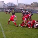 Rezultatele etapei la rugby