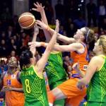 Rezultatele parţiale din Cupa României de baschet, la masculin şi feminin