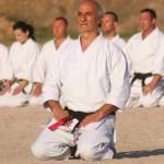 A murit Sensei Dan Stuparu, preşedintele Federaţiei Române de Karate Tradiţional