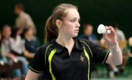 Bronz european universitar la badminton