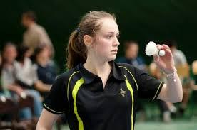 Bronz european universitar la badminton