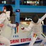 Doar locul opt pentru echipa de floretă a României la Europenele de scrimă