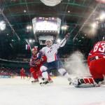Franţa a învins Rusia la Campionatul Mondial de hochei