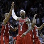 Victorie pentru Miami Heat, cu 2,2 secunde înaintea încheierii prelungirilor cu Indiana