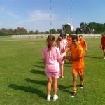 Echipa de oină a Școlii Gimnaziale Salcia, Suceava, a câștigat Olimpiada Națională a Sportului Școla...