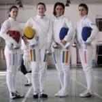 Un nou titlu pentru echipa feminină de spadă a clubului Steaua