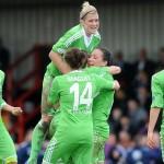 Wolfsburg câștigă Liga Campionilor la fotbal feminin
