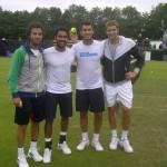 Patru victorii la turneul de la s'Hertogenbosch